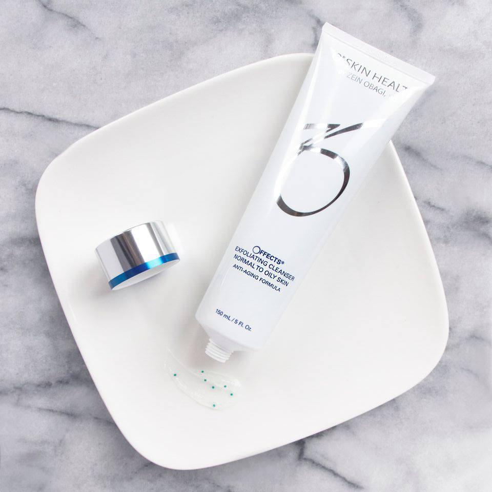 Sữa rửa mặt cho da thường và thiên dầu EXFOLIATING CLEANSER