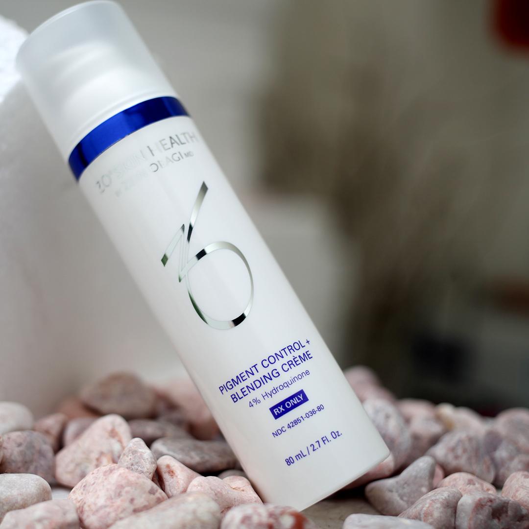 ZO Skin Health PIGMENT CONTROL+BLENDING CRÈME 4% Hydroquinone RX (80ml) Kem  chuyên trị nám