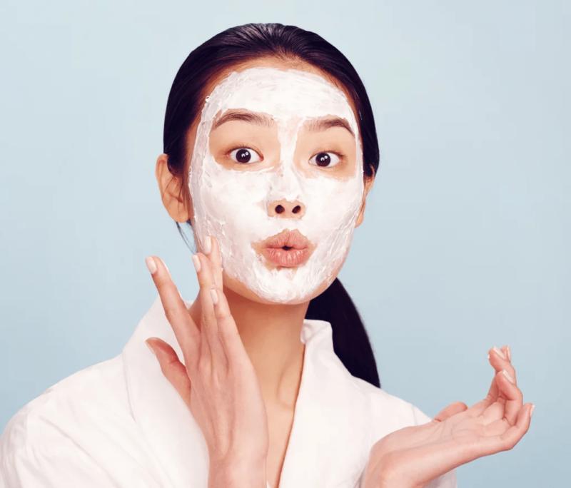 Maria Galland Soothing Cleansing Mask D-300 – Mặt nạ làm sạch, giải độc da bán chạy số 1 tại Pháp