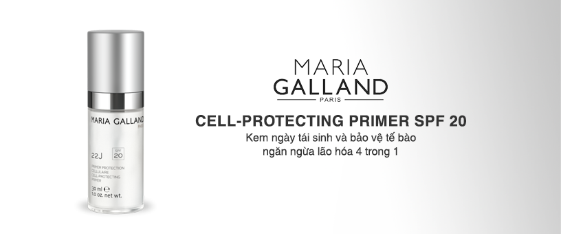 kem-ngay-tai-sinh-va-bao-ve-te-bao-ngan-ngua-lao-hoa-4-trong-1-maria-galland-cell-protecting-primer-spf-20